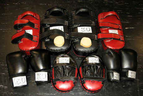 Thai Pads Boxing Gloves and Focus Mitts Reviewed
