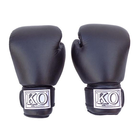 Boxing Sparring Gloves - Detail - Multiple Angles - Front, Back, Top, Bottom, Side
